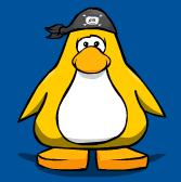 Club Penguin Puffle Bandana